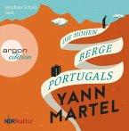 Die hohen Berge Portugals, 9 Audio-CDs