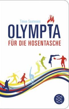 Olympia für die Hosentasche - Saatmann, Timon