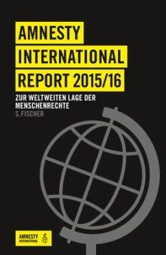 Amnesty International Report 2015/16