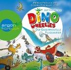 Der geheimnisvolle Flugsaurier / Dino Wheelies Bd.4 (1 Audio-CD)