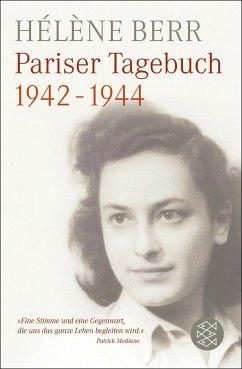 Pariser Tagebuch 1942-1944 - Berr, Hélène