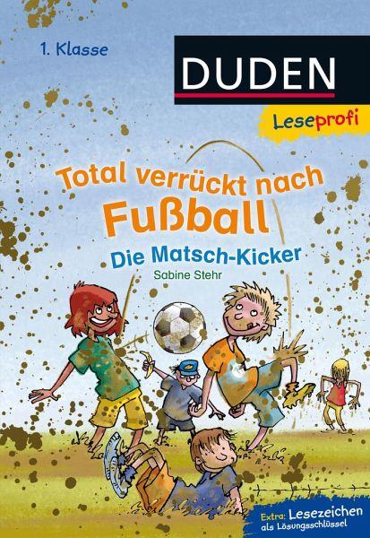 Buch-Reihe Total verrückt nach Fußball