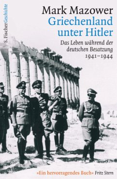Griechenland unter Hitler - Mazower, Mark