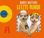 Letzte Runde / Erdmännchen Ray & Rufus Bd.5 (4 Audio-CDs)