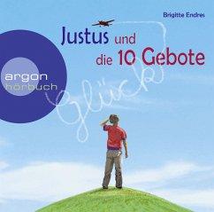 Justus und die 10 Gebote, 1 Audio-CD - Endres, Brigitte