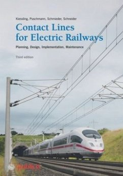 Contact Lines for Electrical Railways