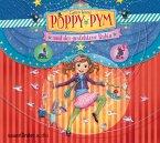 Poppy Pym und der gestohlene Rubin / Poppy Pym Bd.1 (4 Audio-CDs)