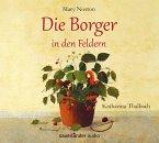 Die Borger in den Feldern / Die Borger Bd.2 (5 Audio-CDs)