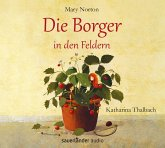 Die Borger in den Feldern / Die Borger Bd.2 (5 Audio-CDs)