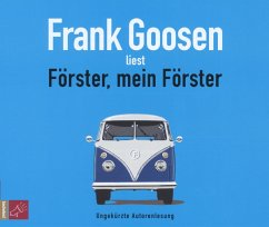 Förster, mein Förster, 5 Audio-CDs