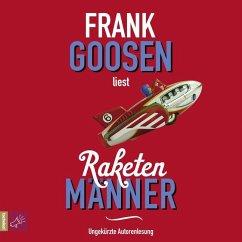 Raketenmänner, 4 Audio-CDs - Goosen, Frank