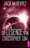 Die Legende von Christopher Sim / Alex Benedict Bd.1 (eBook, ePUB)