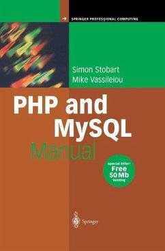 Php And Mysql Manual Ebook Pdf Von Simon Stobart Mike Vassileiou