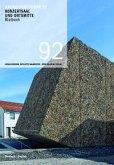 Baukulturführer 92 Konzertsaal und Ortsmitte Blaibach