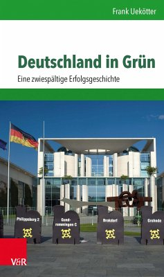Deutschland in Grün (eBook, ePUB) - Uekötter, Frank