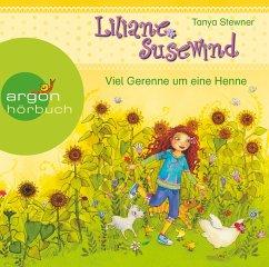 Viel Gerenne um eine Henne / Liliane Susewind ab 6 Jahre Bd.3 (1 Audio-CD) - Stewner, Tanya