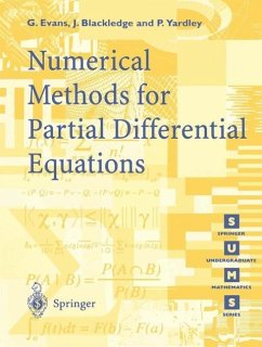 Numerical Methods for Partial Differential Equations (eBook, PDF)