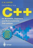 Introducing C++ for Scientists, Engineers and Mathematicians (eBook, PDF)