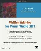 Writing Add-ins for Visual Studio .NET (eBook, PDF)