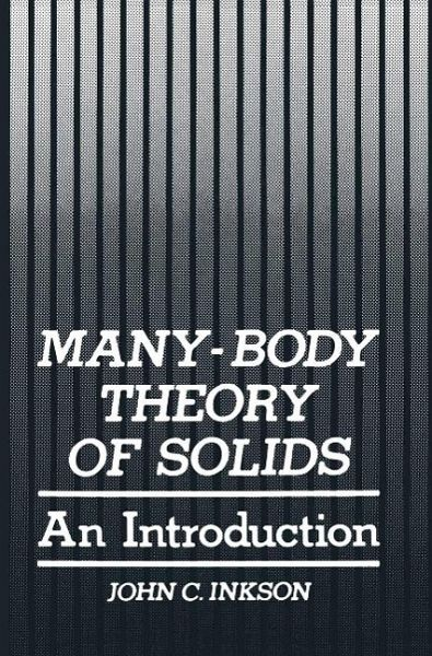 Many-Body Theory of Solids (eBook, PDF)
