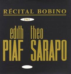 Bobino1963:Piaf Et Sarapo (Remasterisé En 2015) - Piaf,Edith