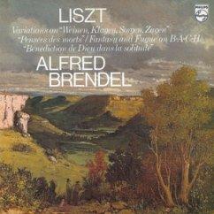 Fantasie Und Fuge Über Bach U.A.(Vinyl)