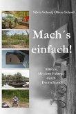 Mach´s einfach! ... 1000 km. Mit dem Fahrrad durch Deutschland (eBook, ePUB)
