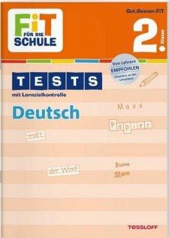Fit für die Schule: Tests mit Lernzielkontrolle...