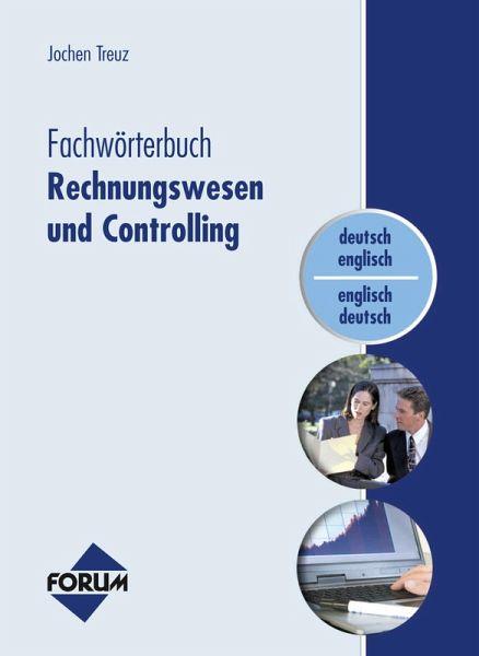 Fachwörterbuch Rechnungswesen Und Controlling Ebook Epub