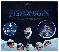 Die Eiskönigin - Völlig unverfroren + Die Eiskönigin: Party-Fieber, 2 Audio-CDs (Special Edition)