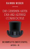 Die geheimen Akten des Sir Arthur Conan Doyle (eBook, ePUB)