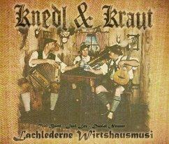 Lachlederne Wirtshausmusi - Knedl & Kraut