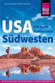 USA Südwesten mit ganz Kalifornien (eBook, ePUB)