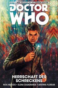 Herrschaft des Schreckens / Doctor Who - Der zehnte Doktor Bd.1 (eBook, PDF) - Abadzis, Nick