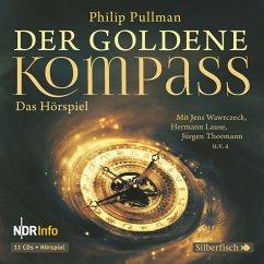 Der goldene Kompass - Das Hörspiel (MP3-Download) - Pullman, Philip