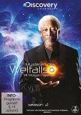 Mysterien des Weltalls - Mit Morgan Freeman, Staffel 2 (3 Discs)