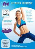 Fit for Fun - 10 Minute Solution: Fitness Express (5 Discs)