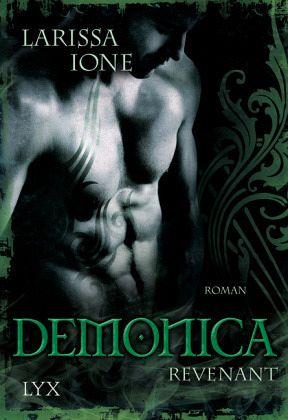 Buch-Reihe Demonica von Larissa Ione