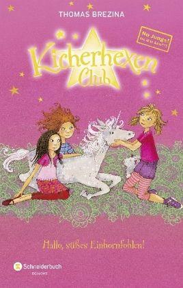 Buch-Reihe Kicherhexen-Club von Thomas C. Brezina