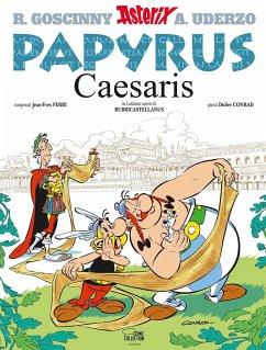Papyrus Caesaris / Asterix Latein Bd.25 - Ferri, Jean-Yves; Conrad, Didier