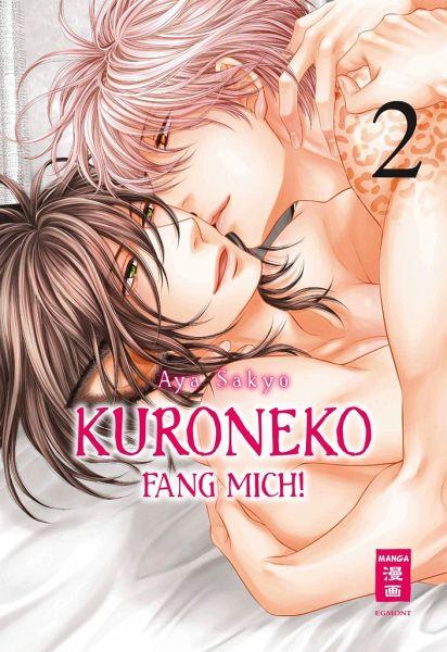 Buch-Reihe Kuroneko - Fang mich!