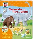 Dinosaurier und Tiere der Urzeit / Was ist was junior Bd.30