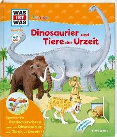 Dinosaurier und Tiere der Urzeit / Was ist was junior Bd.30 - Oftring, Bärbel