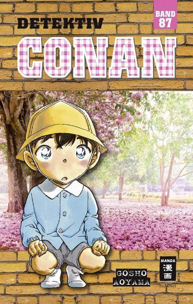 Detektiv Conan Bd.87 - Aoyama, Gosho