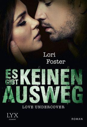 Buch-Reihe Love Undercover von Lori Foster
