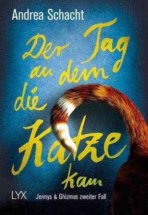Buch-Reihe Jenny & Ghizmo von Andrea Schacht