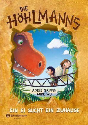 Buch-Reihe Die Höhlmanns