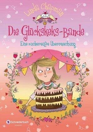 Buch-Reihe Die Glückskeks-Bande von Linda Chapman