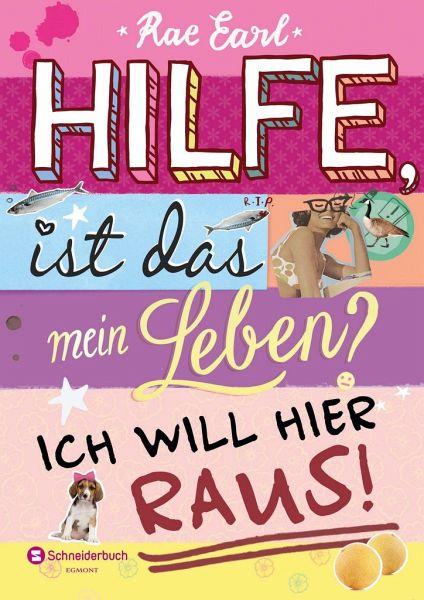 Buch-Reihe Hilfe, ist das mein Leben?