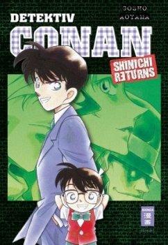Detektiv Conan - Shinichi returns - Aoyama, Gosho